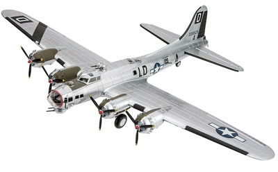 "USAAF Boeing B-17G Flying Fortress ""Miss Conduct"", England, 1943-45, 1:72, Air Force One"