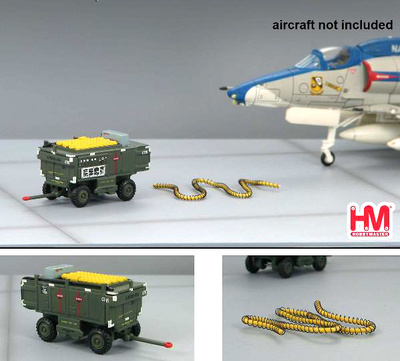 USAF, A/M32A-60A Generator, 1:72, Hobby Master