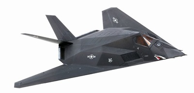 USAF F-117 Nighthawk, 37TFW (Military), 1:144, Dragon Wings