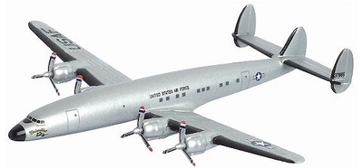 "USAF VC-121 Constellation ""Columbine"", 1:400, Dragon Wings"