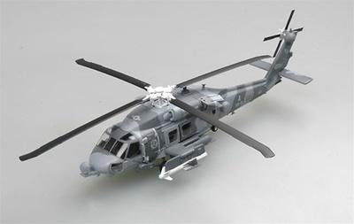 "USN Sikorsky HH-60H Sea Hawk Helicopter, NH-614, HS-6 ""Indians"", 1:72, Easy Model"
