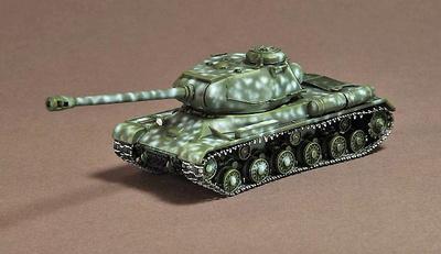 USSR JS-2 Heavy Tank, 29th Tank Regiment, Poland, 1945, 1:72, War Master