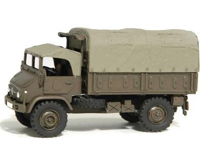 Unimog S 404, 1:72, Wespe Models