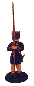 Ural Cossack, Russian Cavalry, 1812-14, 1:30, Del Prado