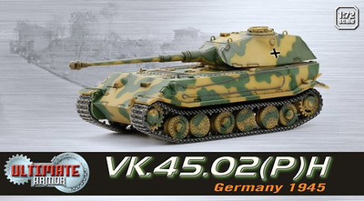 VK.45.02(P)H, Germany, 1945, 1:72, Ultimate Armor