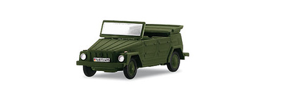 "VW 181 ""Kurierwagen"" German Federal Army, 1:87, Märklin"