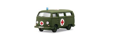 """VW Bus T 2 """"Sanitario"""", 1:87, Märklin"""