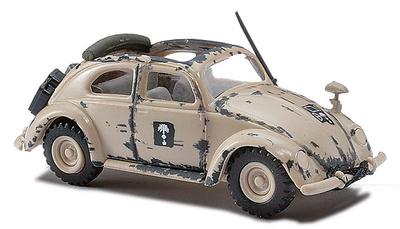 VW Käfer, Afrikacorp, 1:87, Busch