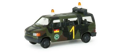 "VW T4 ""Follow me"" ISAF, 1:87, Minitanks"