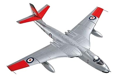 Vickers Valiant B(PR).Mk 1, RAF No.543 Sqn, WZ399, Operation Snowdrop, 1957,1:144, Corgi