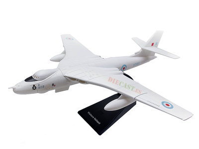 Vickers Valiant BK 1-XD818, 1957, 1:144, Editions Atlas