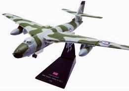 Vickers Valiant V Bomber RAF,  1:144, Amercom