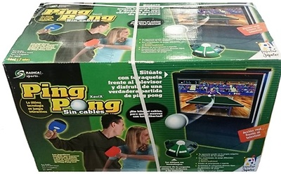 VideoPing Pong, Radica Sports