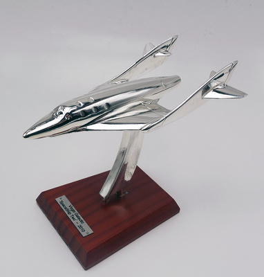 "Virgin Galactic ""SpaceShip Two"", 2010, 1:200, Atlas"