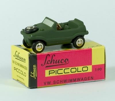 Volkswagen Schwimwagen, 1:90, Schuco
