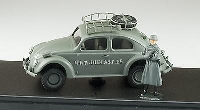 Volkswagen Tipo 82, Wehrmacht c/soldado