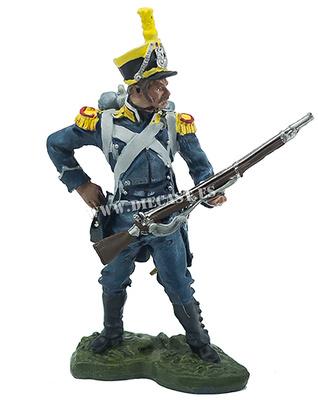 Voltigeur de Infantería Ligera de la Guardia Imperial, 1812, 1:30, Hobby & Work