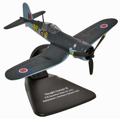 Vought Corsair, 718 Naval Air Squadron, Ballyhalbert, Irlanda, 1945, 1:72, Oxford