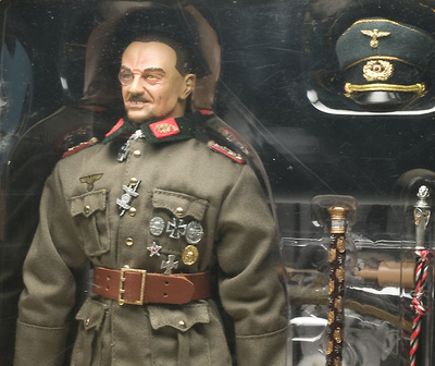 Walter Model, Mariscal de Campo, 1:6, In the Past Toys