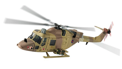 Westland Lynx, AH1GT, XZ221, 'J' 654 Squadron Army Air Corps, Operation Granby, Iraq, 1991, 1:72, Corgi