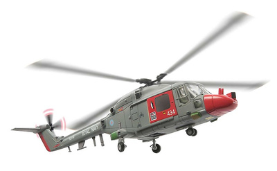 Westland Lynx HAS 3 (ICE), XZ238/434 assigned to HMS Endurance, 2002, 1:72, Corgi