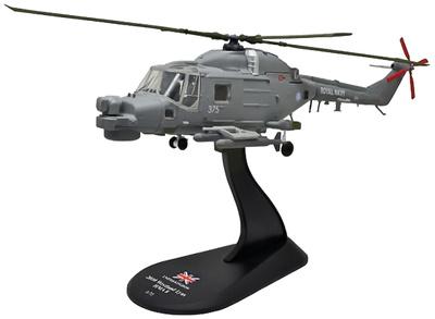 Westland Lynx HMA.8, Royal Navy FAA 815 NAS, 2010, 1:72, Amercom