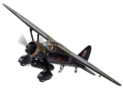 Westland Lysander Mk.IIIA(SD) V9822, RAF No.161 Squadron, Operaciones Especiales, 1:72, Corgi
