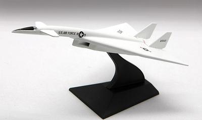XB-70 Valkyrie USAF, prototype 1960s, 1:500, Sky Defenders