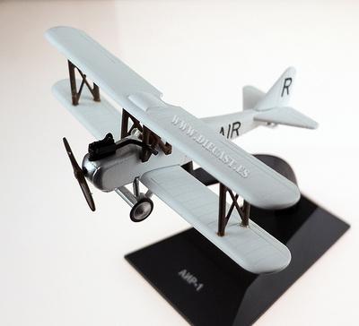 Yakovlev AIR-1, 1927, 1:87, DeAgostini