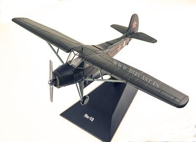 Yakovlev Yak-12, 1947, 1:87, DeAgostini