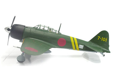 ZERO FIGHTER A6M3, Rabul Flying Group, 1:72, Witty Wings