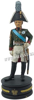 Zar Alejandro I de Rusia,1:24, Altaya
