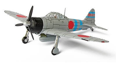 Zero, Mitsubishi Type, Pearl Harbour, 1941, 1:72, Forces of Valor