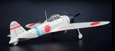 Zero A6M2 Saburo Sakai IJN 12th NAG, 1:72, Dragon Wings