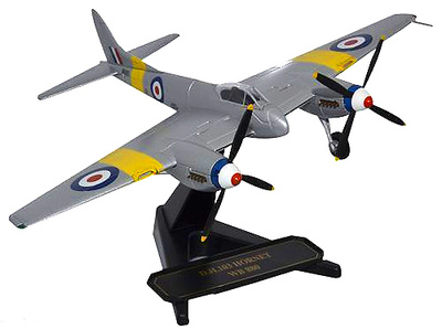de Havilland DH.103 Hornet F3 RAF, Royal Air Force, 1:72, Oxford